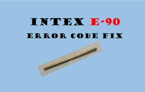 Intex spa impeller shaft - E90 fix!