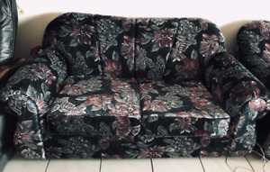 Selling loveseat and sofa!