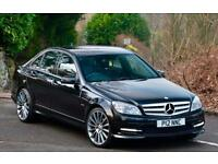 2010 Mercedes-Benz C Class 2.1 C250 CDI BlueEFFICIENCY Sport 4dr