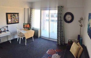 Spacious 2 ½ fully furnished apartment