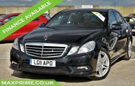 MERCEDES-BENZ E350 3.0 V6 CDI BLUEEFFICIENCY SPORT 1 OWNER FULL MERC HISTORY