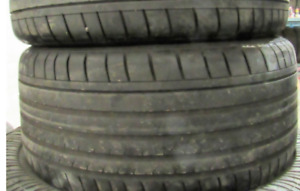 P275-30-20 = P245-35-20 Good Used TiresDunlop SP Sport Maxx GT R