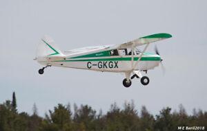 Avion Wagabon 2010