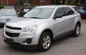 2011 Chevrolet Equinox CLEAN SUV**good deal*FINANCING AVAILABLE.