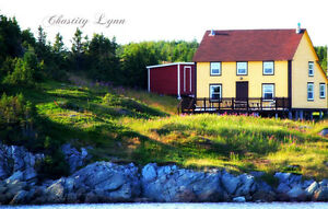 100 + yr old house ( restored ) & land