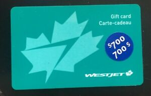 Carte Cadeau Westjet.Westjet Card Kijiji In Ontario Buy Sell Save With