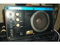 BOSS MA-15A 1980s VINTAGE PERSONAL AMPLIFIER/ MONITOR