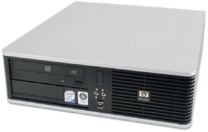 HP Desktop Dual core 250 gig 3.1 ghz 4 month warranty 8 gigs ram