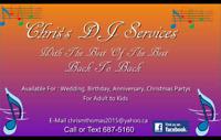 Chris's DJ Services