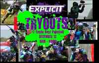 Team Explicit Final Tryout