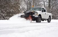 Snow removal in north York area