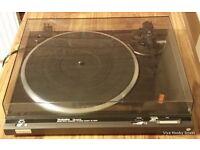 Vintage/Retro 1970s Technics SL-Q210 Quartz Direct Drive Deck Turntable Record Player Magnetized