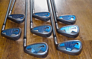 Women's RH Nike NDS Iron Set 4-PW,SW in Nike Stand Golf Bag Stratford Kitchener Area image 9