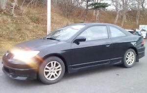 2005 Honda Civic Reverb Coupe (2 door)