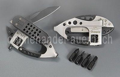 CRKT Guppie H 9070   Multitool  Multifunktionswerkzeug Messer Crkt Guppie Multi Tool