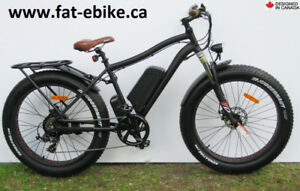 Brand New Fat Ebike -   48V500W,  loaded,  w/ free extra battery