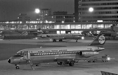 KLM Bundle 3 - EIGHT 6x4 prints- price of 4 - DC3 DC8 DC9 BAC 111 F27 777