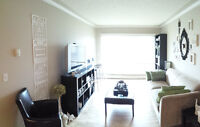 BEAUTIFUL 1 Bdrm Mission Condo - all utilities and parking incl.