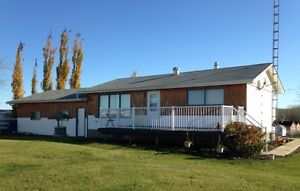 Acreage for Rent, house, barn, out buildings