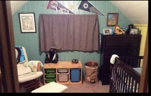 Rainy River room for rent.