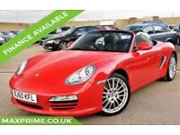 PORSCHE BOXSTER 2.9 24V PDK 2D 255BHP IMOLA RED 1 FORMER KEEPER + JUST SERVICED