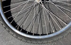 26 in FRONT WHEEL FOR MOUNTAIN BIKE London Ontario image 3