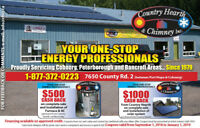 Complete Furnace & A/C Installations - Coupons!