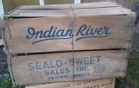Caisses Boites en bois !!! Beaucoup en stock