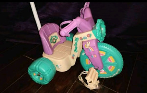 Vintage Cabbage Patch Kids Tricycle