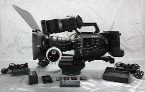 Sony PXW-FS7 4K XDCAM Super35 Camcorder Kit - w/ loads of extras