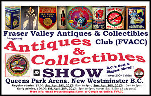 FVACC 2017 Calendar 125+ images/photos of Quality Vintage Advert North Shore Greater Vancouver Area image 6