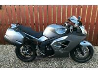 TRIUMPH ST1050 SPRINT SPORTS TOURER + LUGGAGE - SERVICE HISTORY - POSS PX