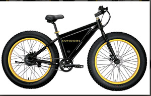 Sondors Electric Bicycle (ebike) w/fat tires