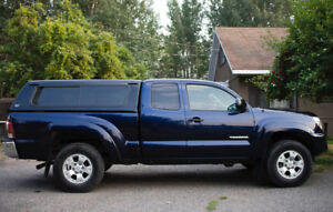 canopy/roof rack for Toyota Tacoma