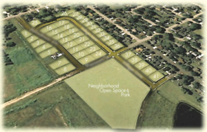 Land for sale, Large 1 acre country lots in multiple locations.