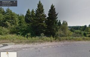 Lots for Sale - Between Sussex and Hampton, NB
