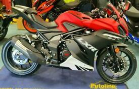 Lexmoto LXR 125CC Sports Bike EURO 5 2021