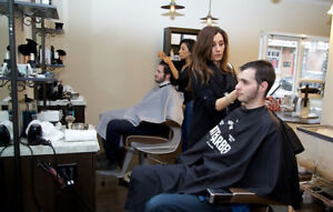 Busy Salon Hiring Full-Time and Part-Time Hair Stylist