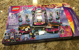 Lego Friends Pop Star Stage