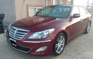 2013 Hyundai Genesis Technology 3.8 V6 Sedan Fully Loaded