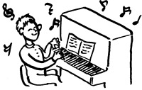 Piano & Keyboard Lessons (Scarborough)