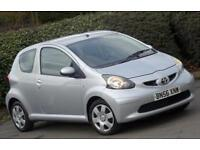 2006 56 Toyota AYGO 1.0 998cc engine, 3 Doors, Silver, £20 a year road tax