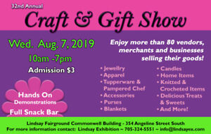 32nd Annual Craft Show Vendors Wanted