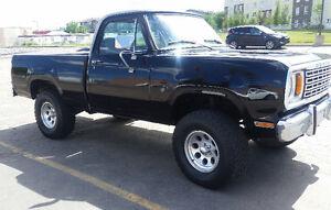 1977 Dodge Power Wagon Pickup Truck