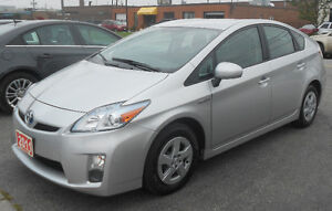2011 Toyota Prius Sedan WINTER WARRANTY SPECIAL