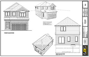 Brand new, 4 bedrooms, detached house for rent in Thorold!