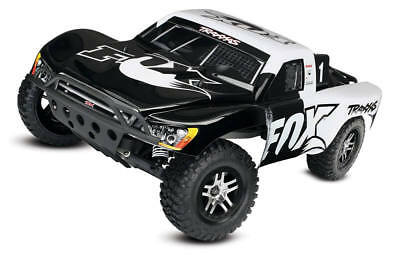 Traxxas Slash 2wd VXL 1/10 Brushless Short Course Fox Edition RTR 58076-4