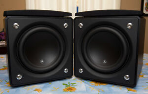 JL Audio E-sub e110 - 2 available - $2,800 for Pair - FIRM!
