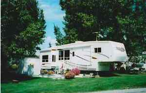 36' fifth wheel for sale