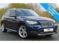 2013 BMW X1 2.0 XDRIVE20D XLINE 5d 181 BHP Estate Diesel Manual